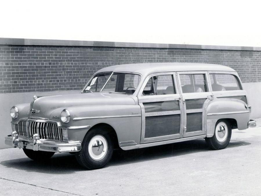 DeSoto Deluxe Station Wagon