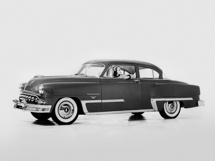DeSoto Firedome Club Coupe