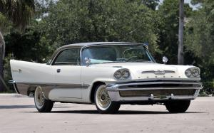 DeSoto Adventurer Hardtop Coupe 1957 года