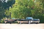 DeSoto Adventurer Replica Convertible with Duofoil Boat and Trailer 1957 года