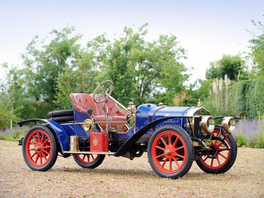 Delage Type R4 2-Seater Raceabout