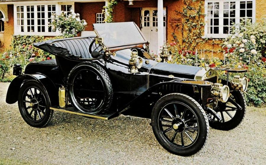 Delage Type R4 Runabout