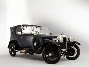 1920 Delage Type CO Coupe-Chauffeur