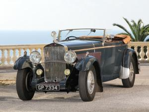 1931 Delage D8 4-Seater Sports Tourer by Chapron