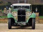 Delage D8 Foursome Drophead Coupe 1933 года
