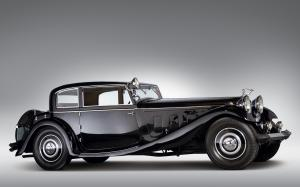 1933 Delage D8S Sports Coupe by Freestone & Webb