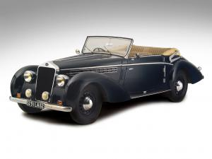Delage D6-70 Cabriolet by Guillore 1938 года