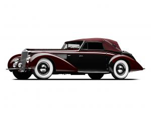 Delage D8 120 Cabriolet by Chapron