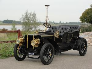 Delaugere & Clayette 24 HP Side-Entrance Tonneau