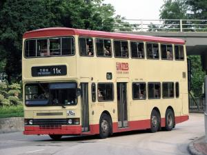1991 Dennis Dragon S3N Duple Metsec (HK)