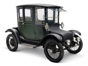 1914 Detroit Electric Model 47 Brougham