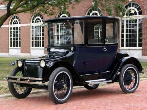 1922 Detroit Electric Coupe