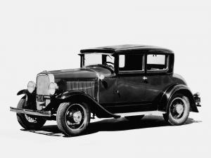 1932 Detroit Electric Model 99 Coupe