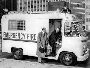 1959 Divco Model 40 Emergency Unit