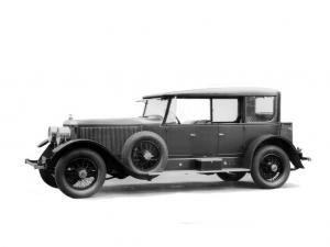 Doble Model E11 Deluxe Phaeton