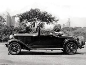 Doble Model F30 Roadster 1930 года