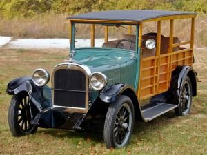 1926 Dodge Brothers Suburban by Cantrell
