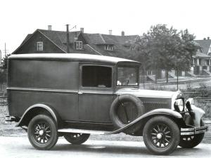 1929 Dodge Delivery Van