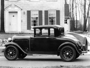 1929 Dodge Model DA Business Coupe