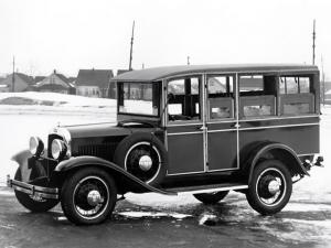 Dodge Station Wagon 1929 года