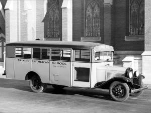 1932 Dodge School bus by Crown Motor Carriage Co