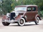 Dodge DP 4-Door Salon Brougham 1933 года