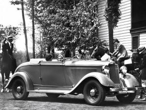1933 Dodge DP Convertible