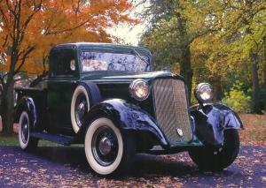 Dodge KC Pickup 1934 года
