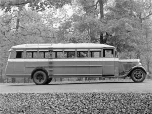 1934 Dodge Model K-34 Bus by Wayne