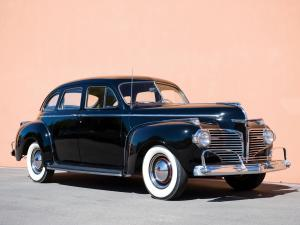 1941 Dodge Custom Town Luxury Liner Sedan