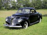 Dodge Luxury Liner Deluxe Business Coupe 1941 года