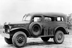 1942 Dodge WC-53 Carryall