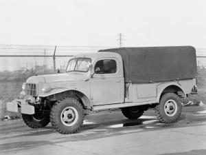 Dodge Power Wagon 1946 года
