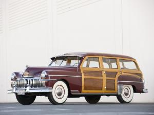 1949 Dodge Custom Suburban Station Wagon