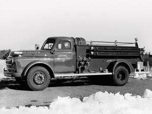 1949 Dodge Job-Rated Pumper by Maxim