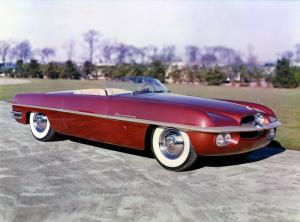 Dodge Firearrow I Roadster Concept Car 1953 года