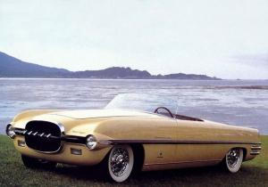 1954 Dodge Firearrow Roadster II Concept Car