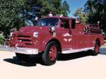 Dodge Job-Rated Firetruck 1954 года