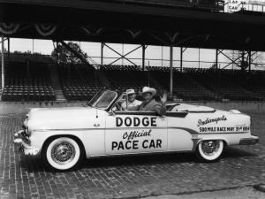 1954 Dodge Royal Convertible Indy 500 Pace Car