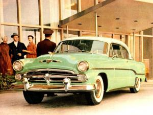 1954 Dodge Royal Sport Coupe