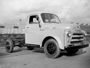 Dodge 2-26 AD Chassis Cab 1955 года