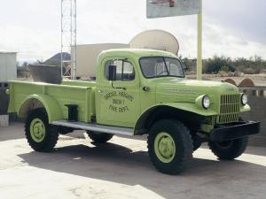 1957 Dodge Power Wagon Brush Truck