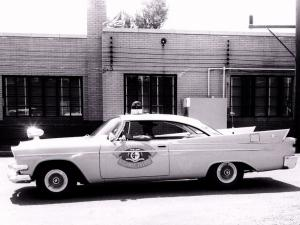 1958 Dodge Coronet Highway Patrol