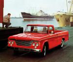 Dodge D100 Dart Sweptline Pickup 1961 года