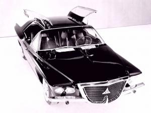 1961 Dodge Flitewing Concept Car