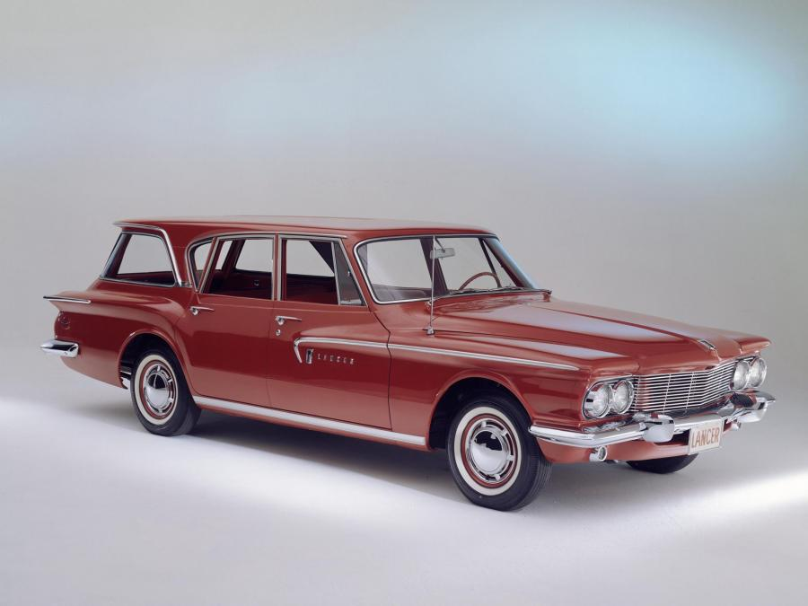 Dodge Lancer 770 Station Wagon '1961