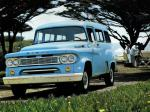 Dodge D100 2WD Town Wagon 1963 года