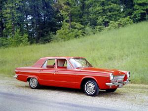 1963 Dodge Dart 270 4-Door Sedan