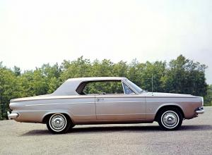 1963 Dodge Dart GT Hardtop Coupe