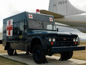 1963 Dodge W200 Power Wagon Ambulance